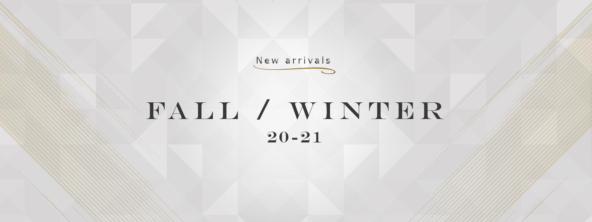 FALL / WINTER 2020-21